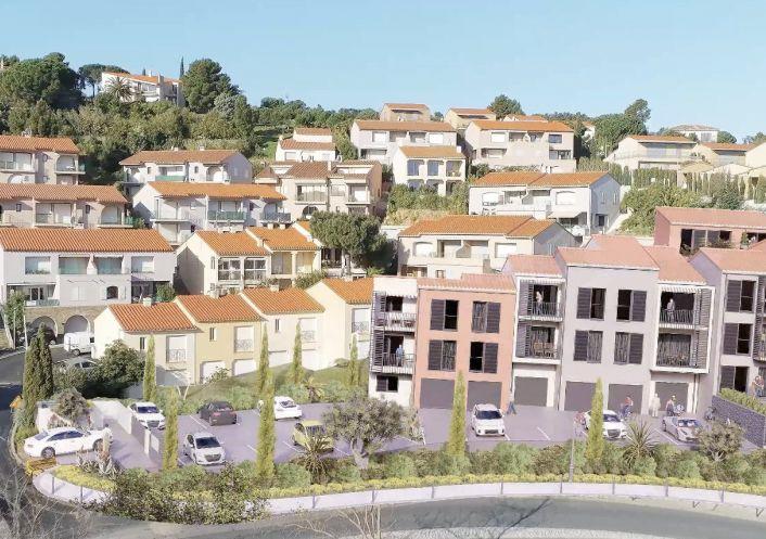 A vendre Appartement neuf Collioure | Réf 343726893 - Immobis