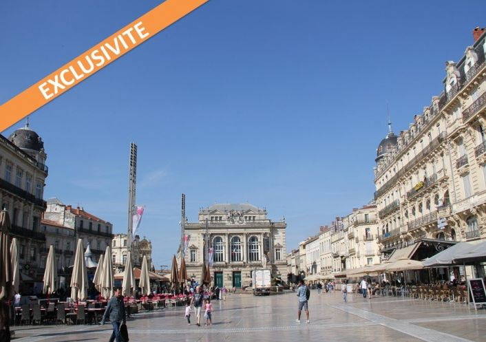 A vendre Bureau Montpellier | Réf 343726980 - Immobis