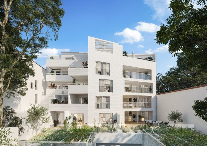 A vendre Appartement neuf Montpellier   Réf 343727001 - Immobis
