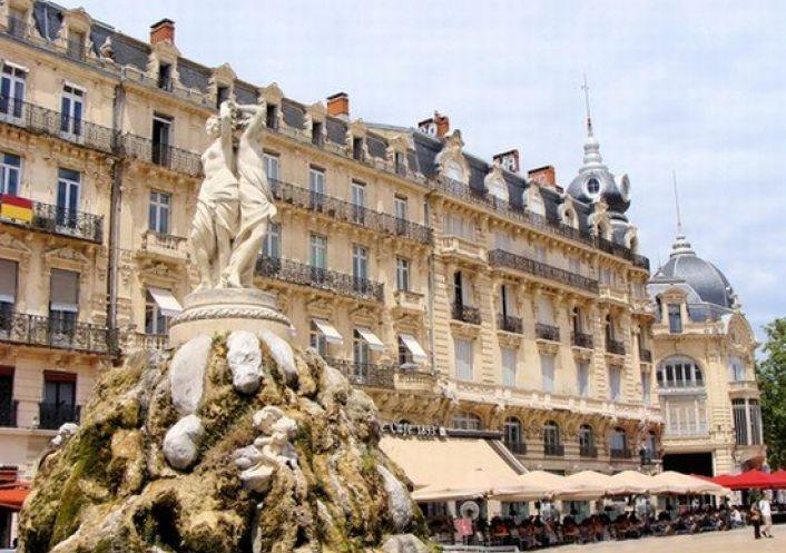 A louer Appartement mezzanine Montpellier | Réf 343733416 - Immobis