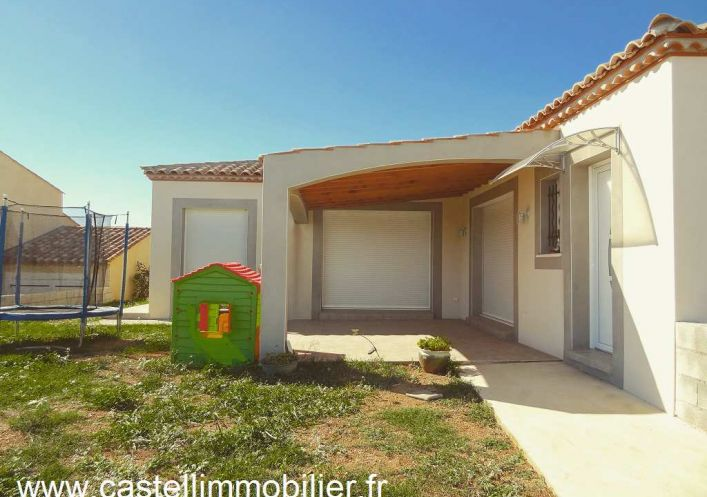 For sale Florensac 343751994 Castell immobilier