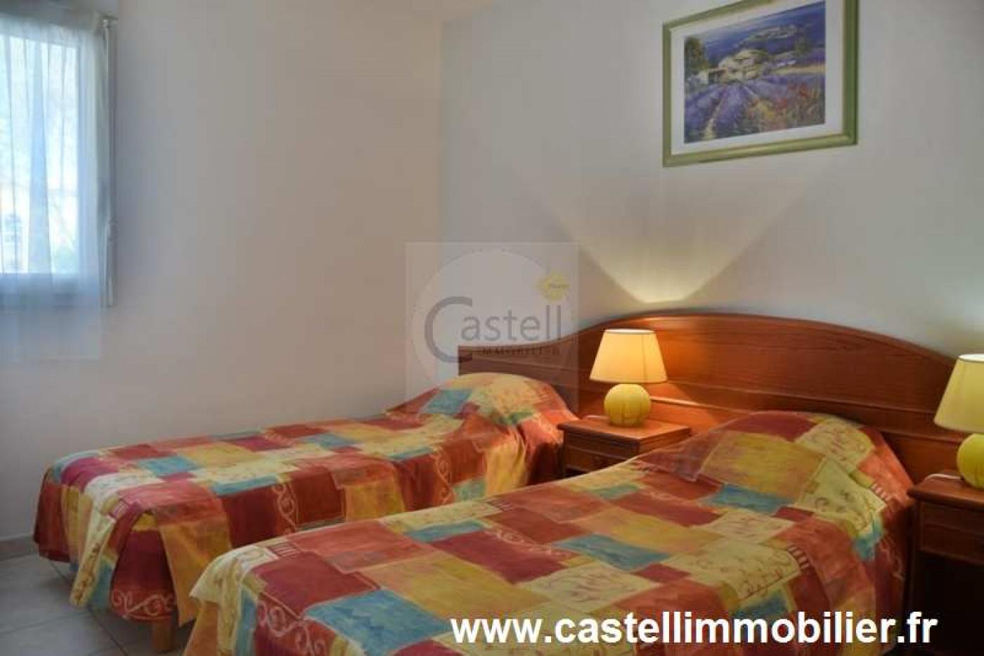 A vendre Le Cap D'agde 343752672 Castell immobilier