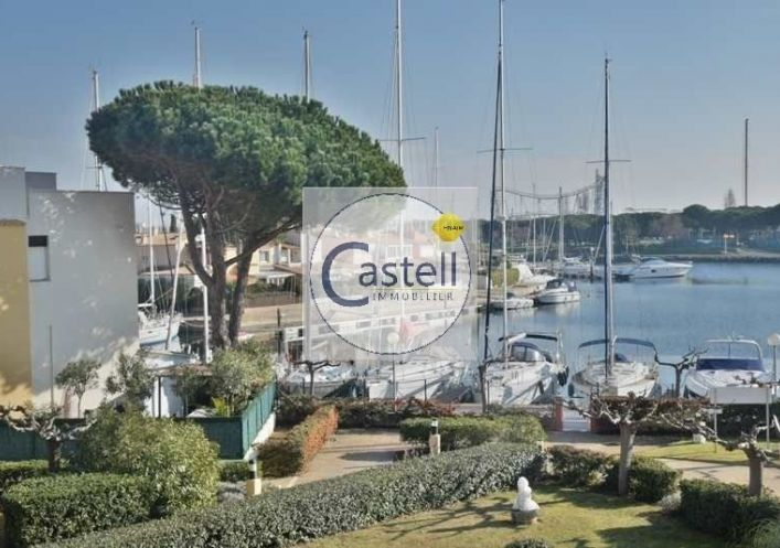 A vendre Le Cap D'agde 343753067 Castell immobilier