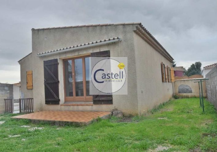A vendre Agde 343753330 Castell immobilier