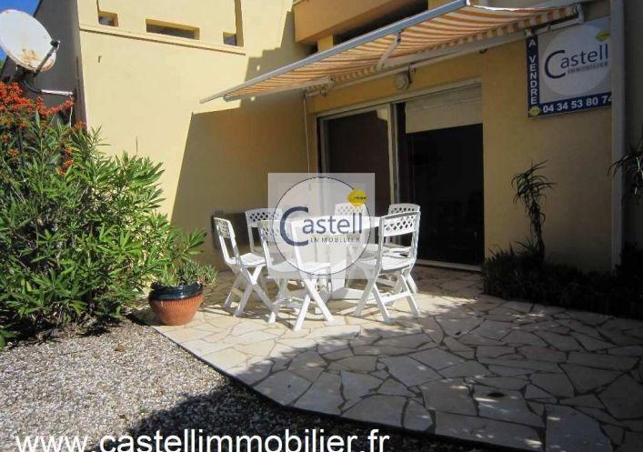 A vendre Le Cap D'agde 343753443 Castell immobilier