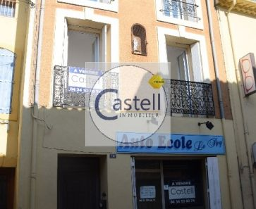A vendre Bessan  343753453 Castell immobilier