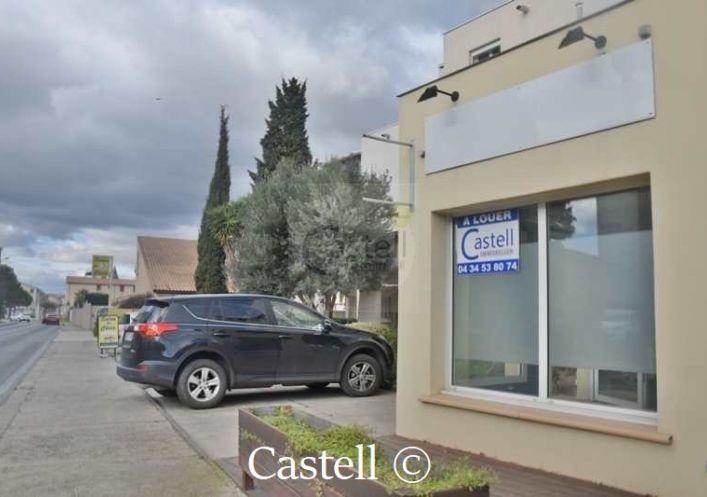 A louer Local commercial Agde   Réf 343753587 - Castell immobilier