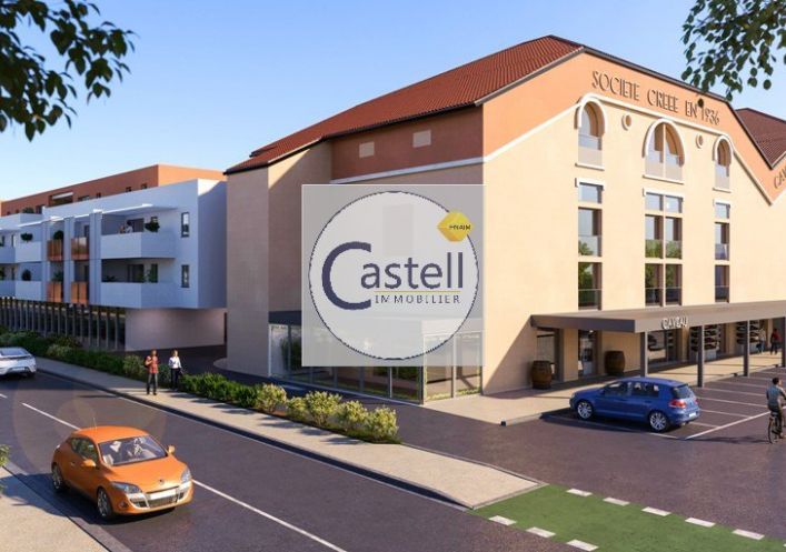 A vendre Agde 343753711 Castell immobilier