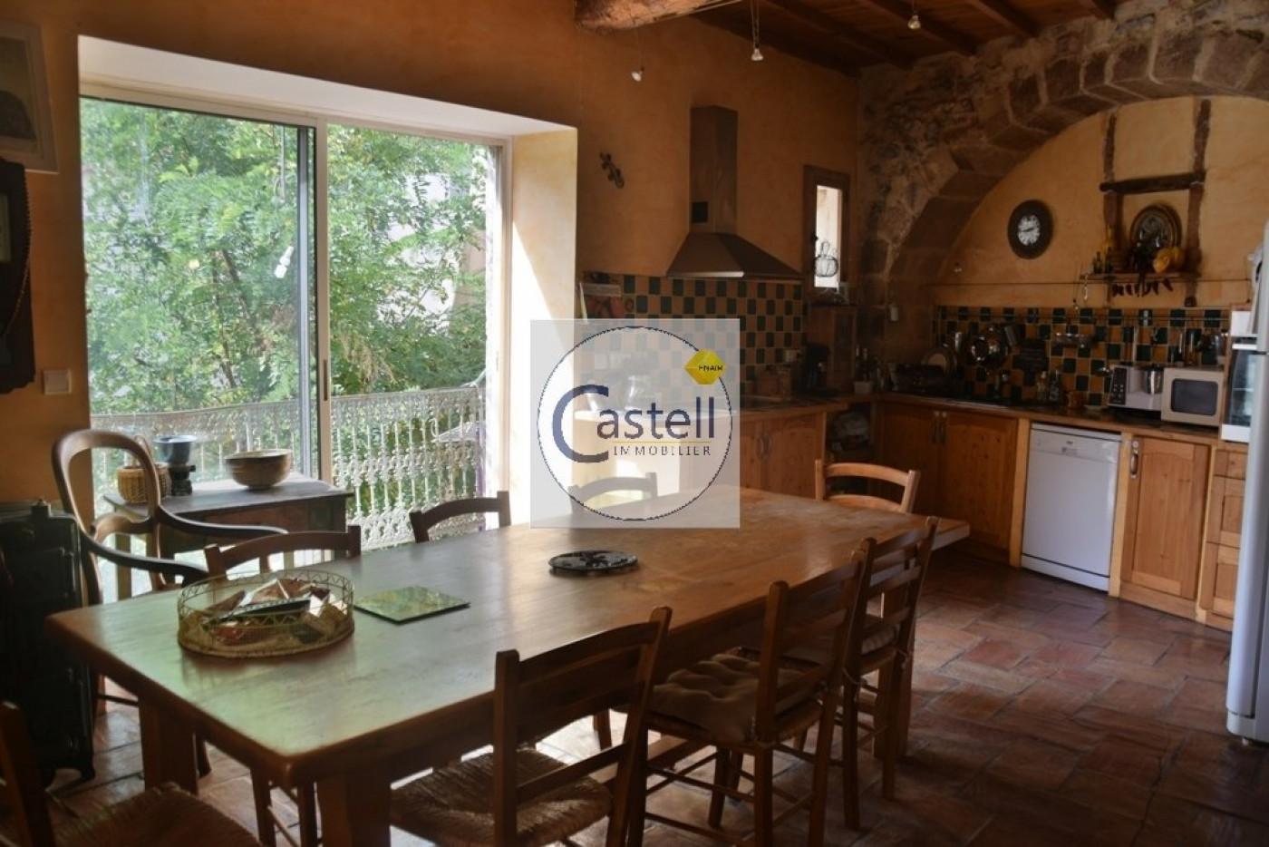 A vendre Florensac 343753857 Castell immobilier