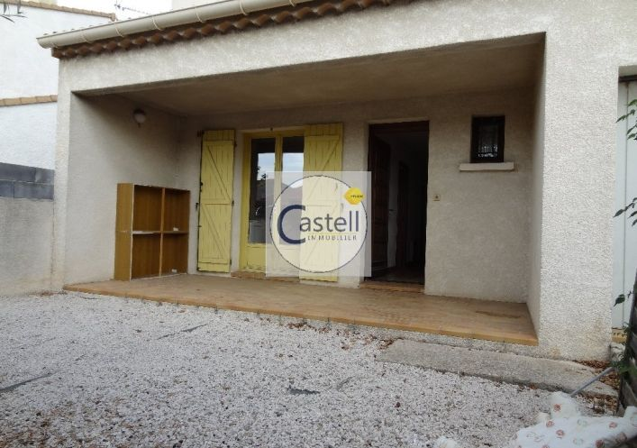 A vendre Agde 343753876 Castell immobilier