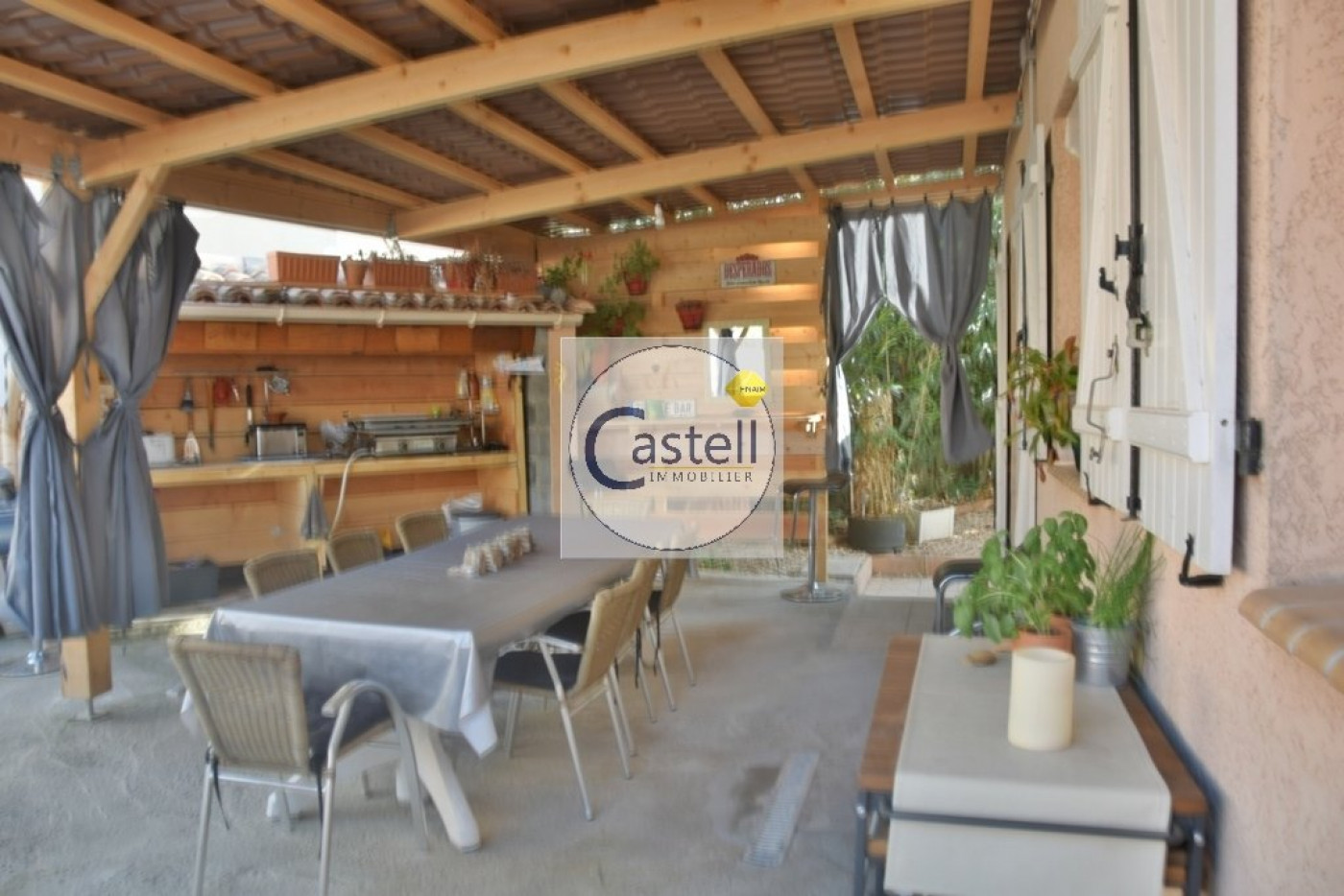 A vendre Agde 343753970 Castell immobilier