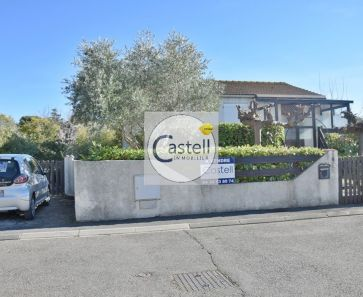 A vendre Portiragnes  343754050 Castell immobilier