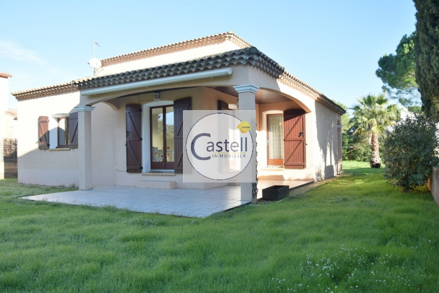 A vendre Agde 343754100 Castell immobilier