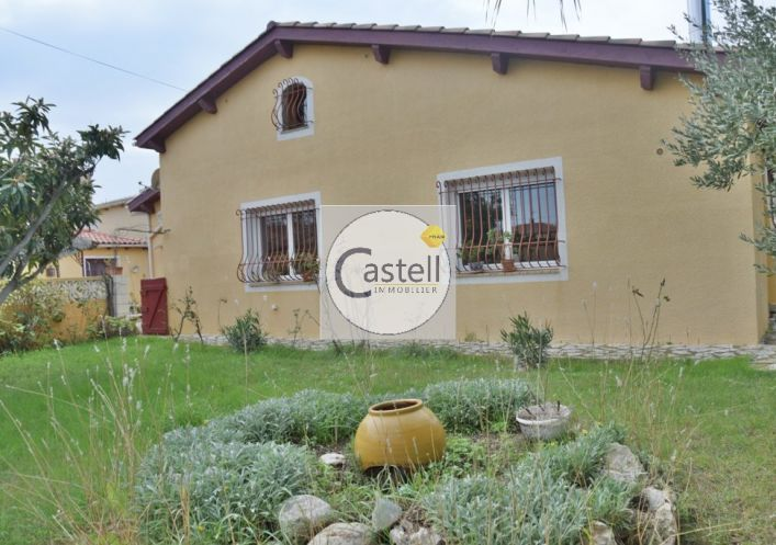 A vendre Agde 343754180 Castell immobilier