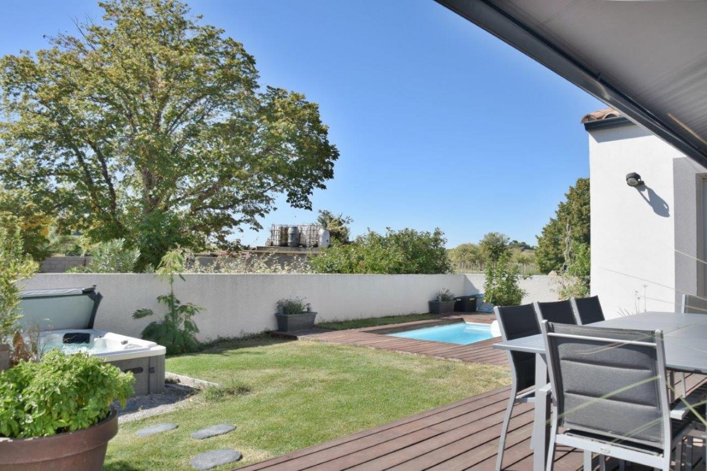 A vendre Alignan Du Vent 343754223 Castell immobilier