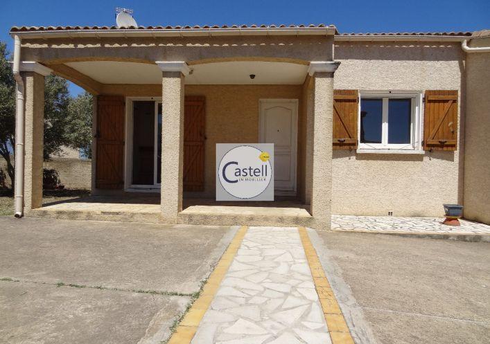 A vendre Florensac 343754278 Castell immobilier