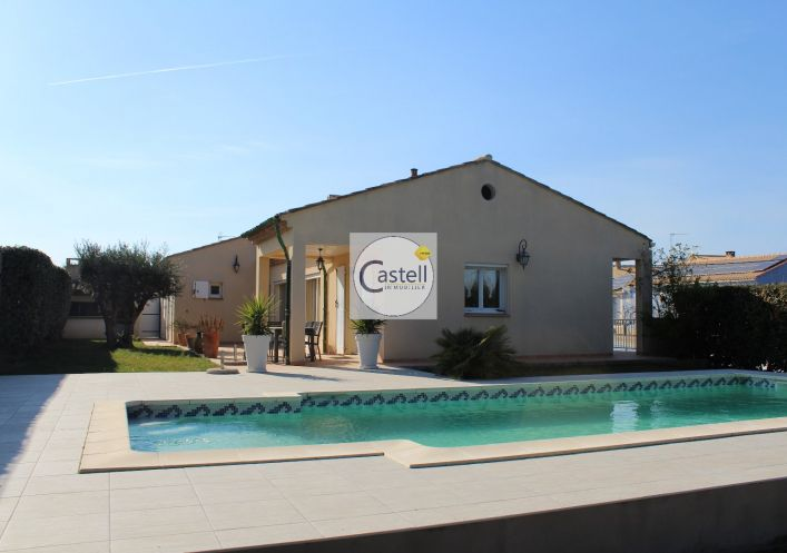 A vendre Bessan 343754298 Castell immobilier
