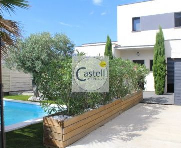 A vendre Agde  343754419 Castell immobilier