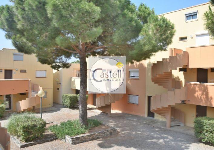 A vendre Le Cap D'agde 343754422 Castell immobilier