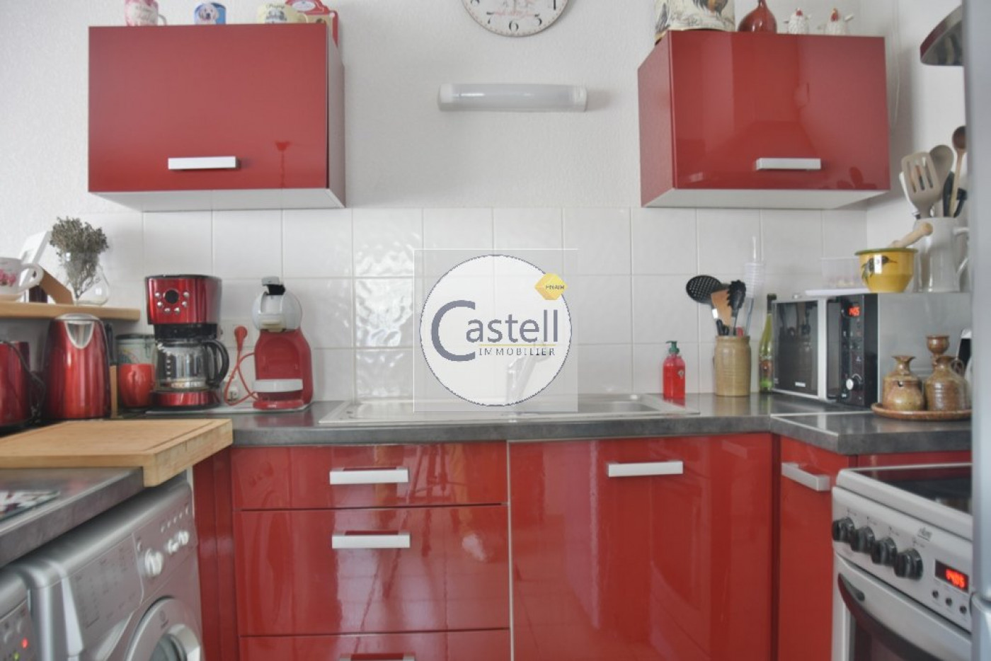A vendre Agde 343754432 Castell immobilier