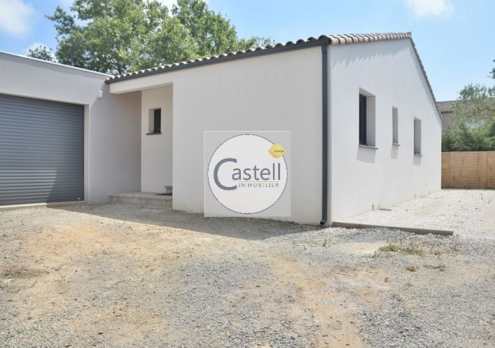 A vendre Agde 343754465 Castell immobilier