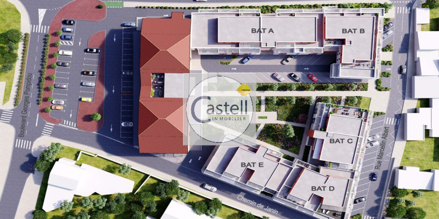 A vendre Agde 343754490 Castell immobilier