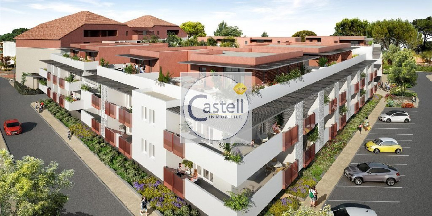 A vendre Agde 343754497 Castell immobilier