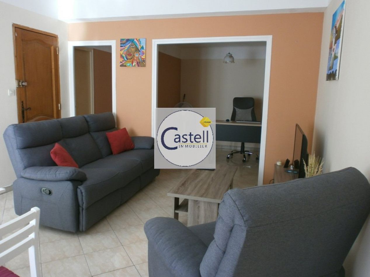 A vendre Agde 343754586 Castell immobilier