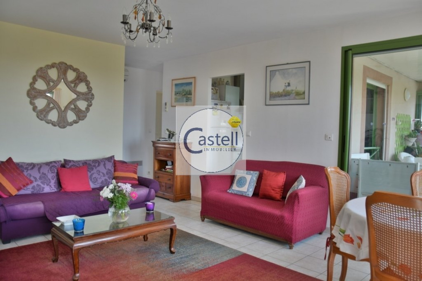 A vendre Agde 343754616 Castell immobilier