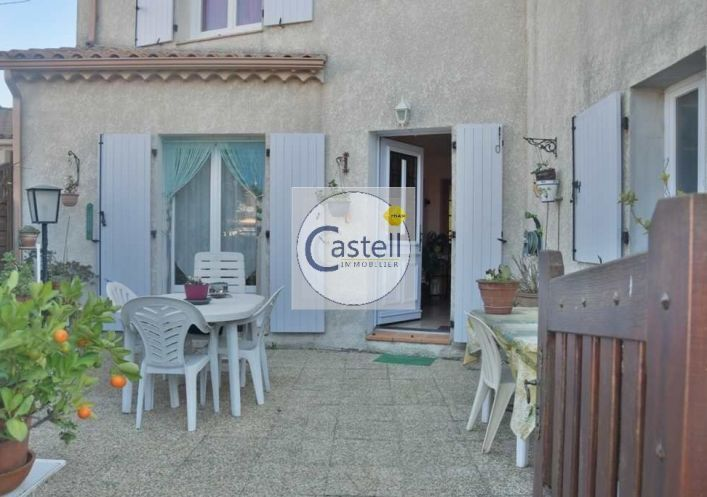 A vendre Agde 343754744 Castell immobilier
