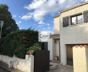 A vendre Agde  343754766 Castell immobilier