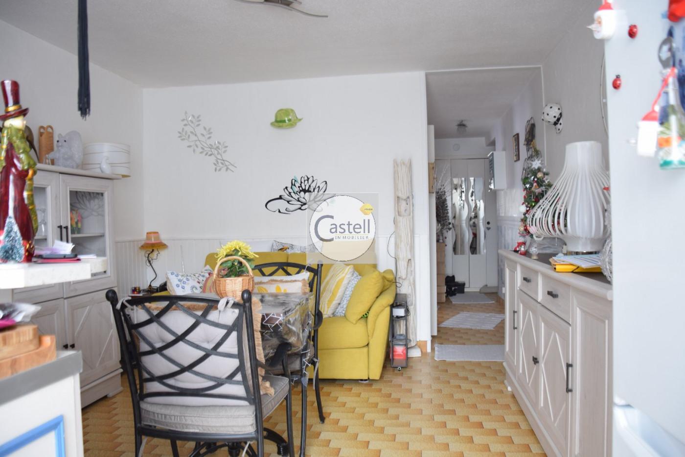 A vendre Le Cap D'agde 343755056 Castell immobilier