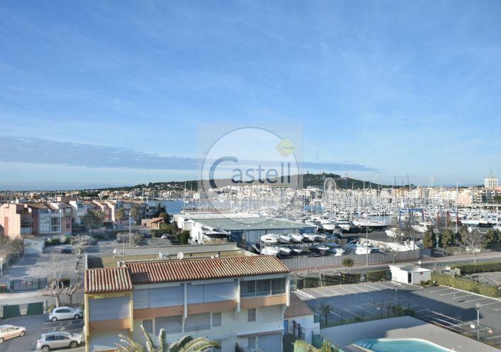 A vendre Le Cap D'agde 343755075 Castell immobilier