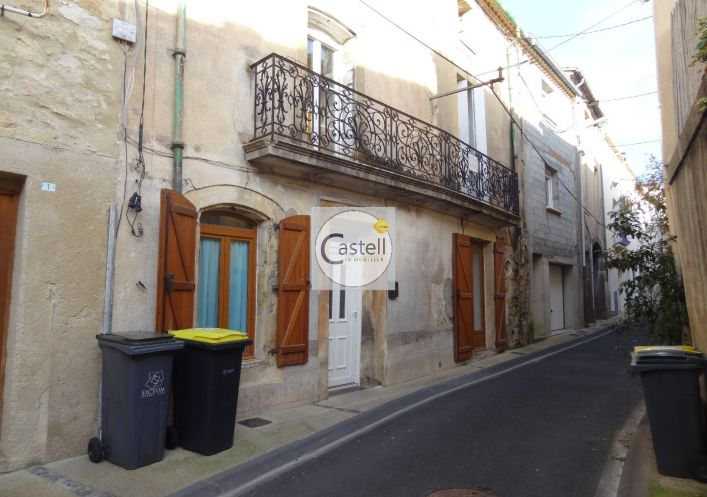 For sale Florensac 343755084 Castell immobilier