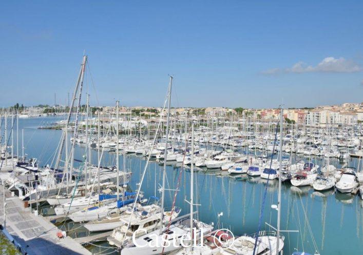 A vendre Le Cap D'agde 343755087 Castell immobilier