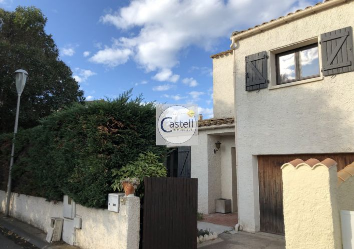 A vendre Agde 343755208 Castell immobilier