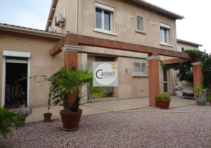 A vendre Agde 343755211 Castell immobilier