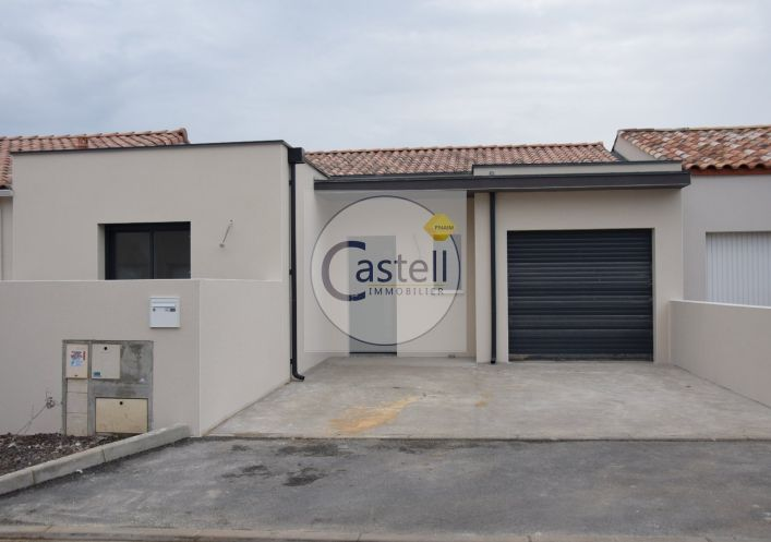 A vendre Bessan 343755222 Castell immobilier