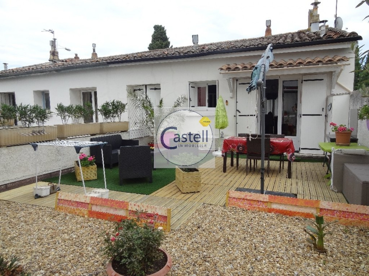 A vendre Agde 343755371 Castell immobilier
