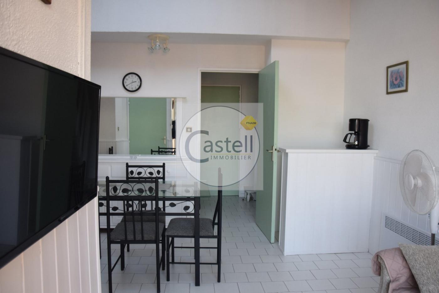 A vendre Le Cap D'agde 343755462 Castell immobilier