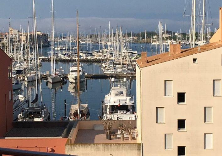 A vendre Le Cap D'agde 343755496 Castell immobilier