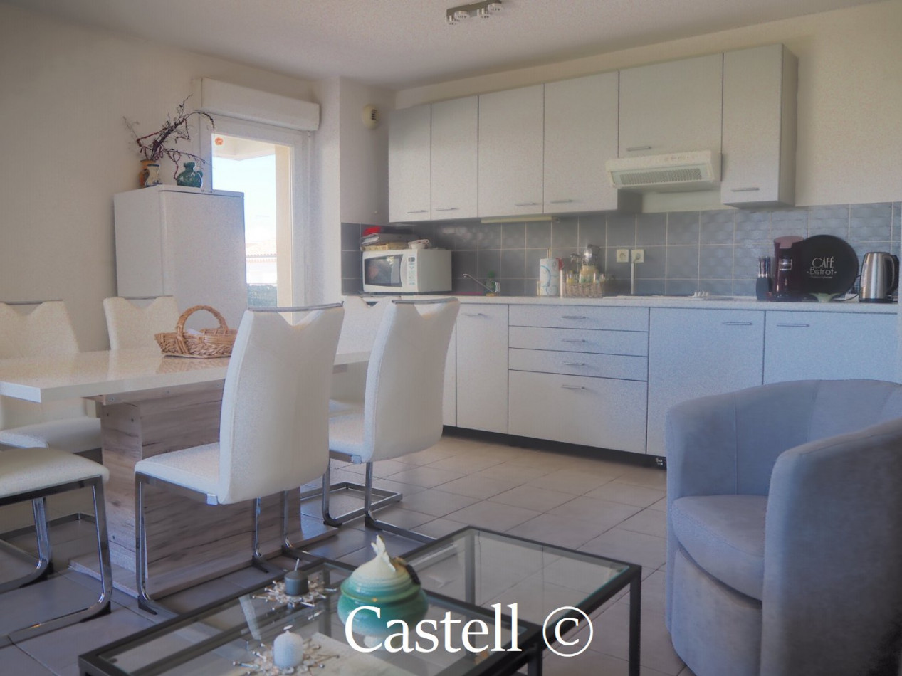 A vendre Agde 343755512 Castell immobilier