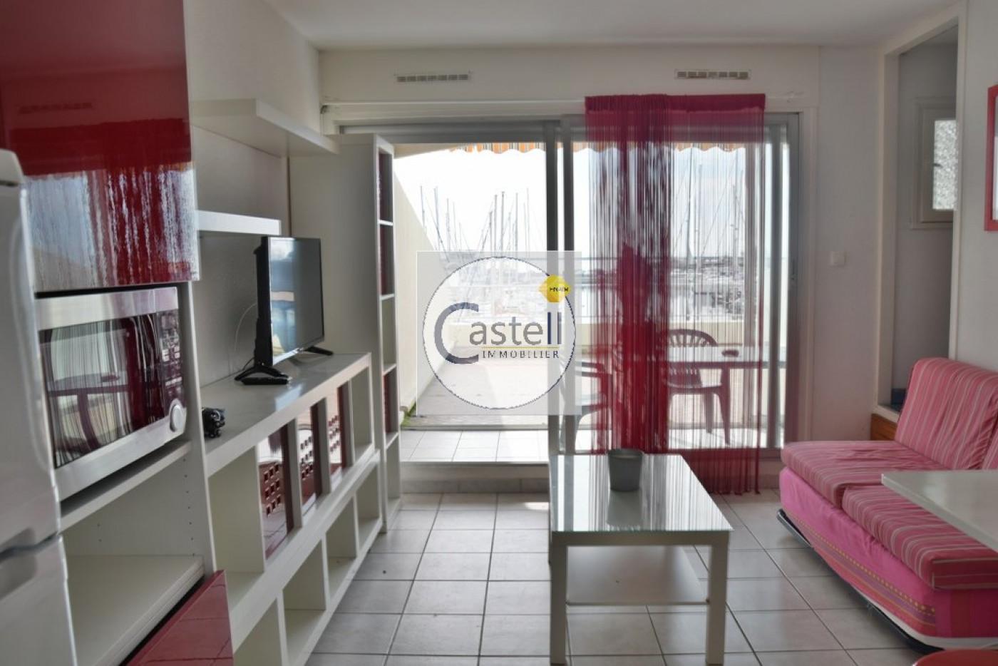 A vendre Le Cap D'agde 343755525 Castell immobilier