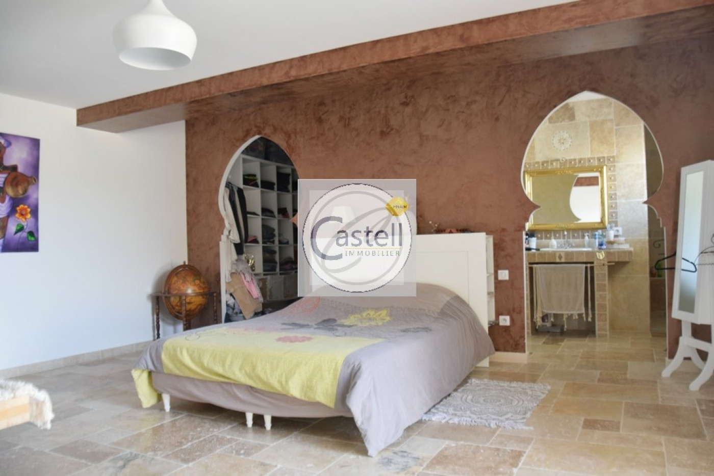 A vendre Pomerols 343755545 Castell immobilier