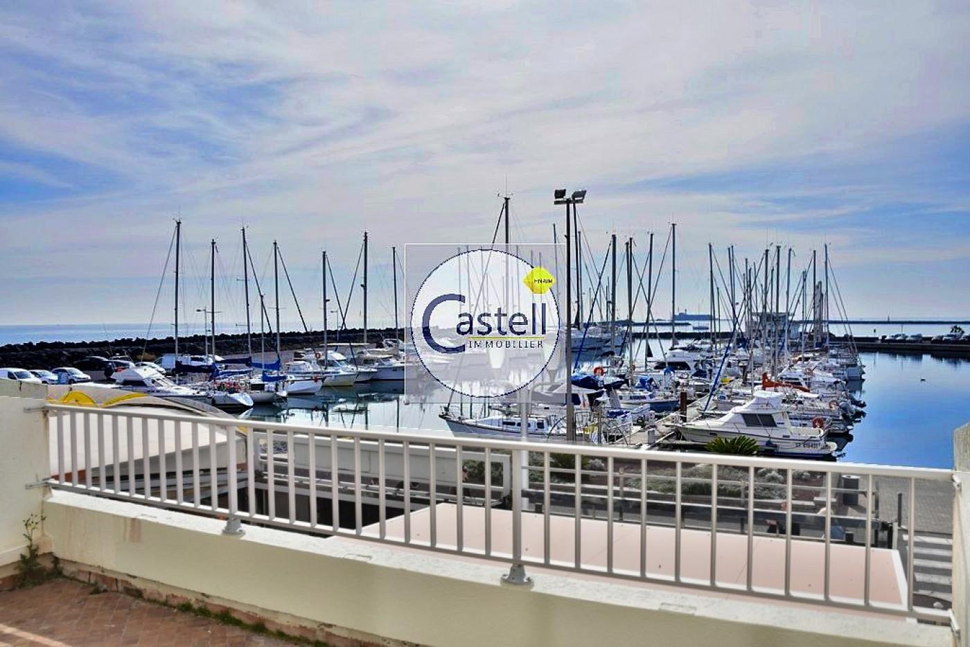 A vendre Le Cap D'agde 343755614 Castell immobilier