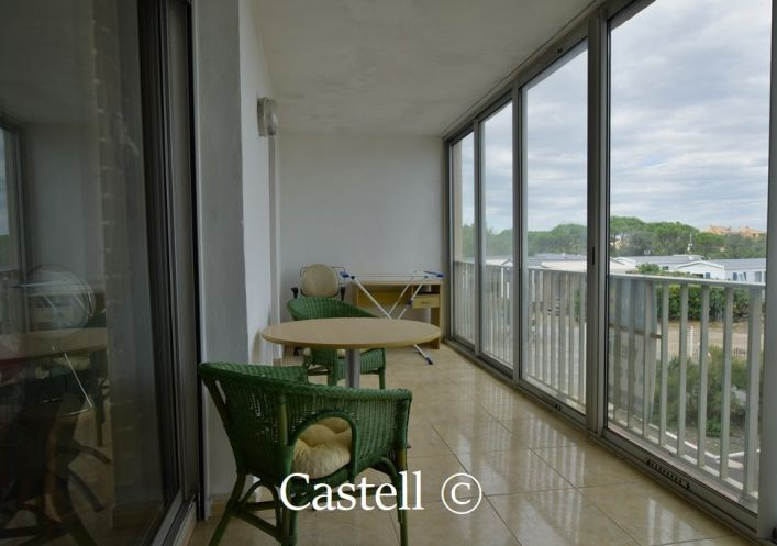A vendre Le Cap D'agde 343755639 Castell immobilier