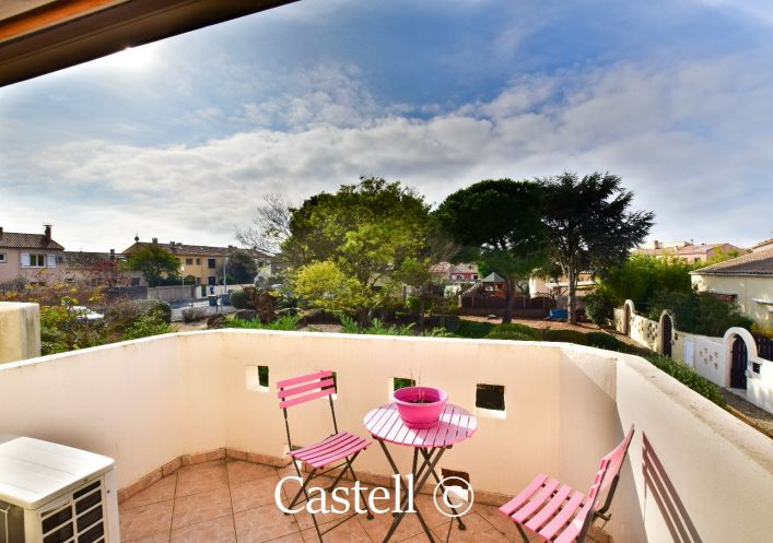 A vendre Agde 343755783 Castell immobilier
