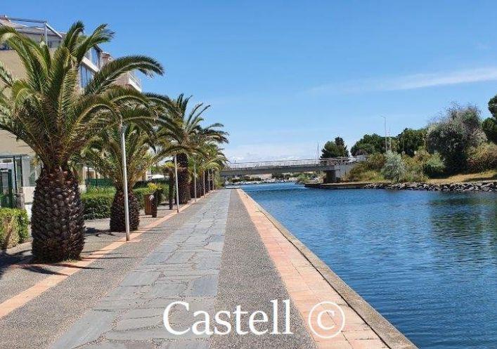 A vendre Appartement cabine Le Cap D'agde | Réf 343755891 - Castell immobilier