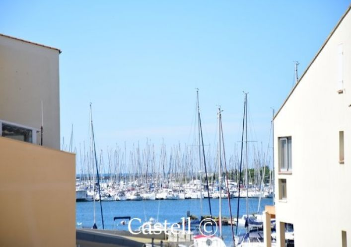 A vendre Le Cap D'agde 343755952 Castell immobilier