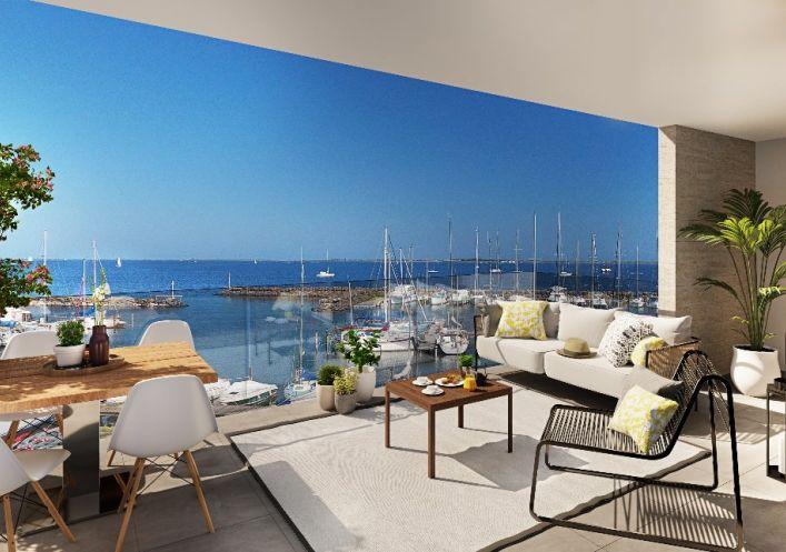 A vendre Appartement Marseillan   Réf 343756124 - Castell immobilier